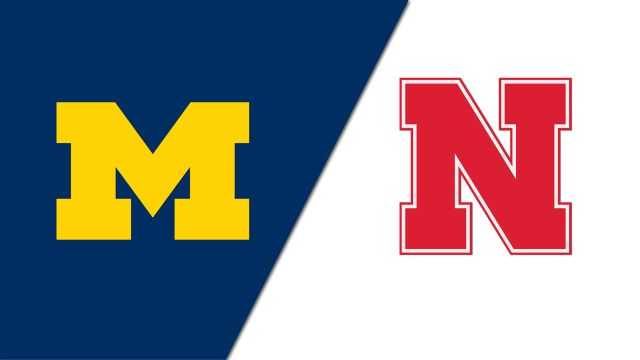 Sun, 10/13 - Michigan vs. #5 Nebraska (W Volleyball)