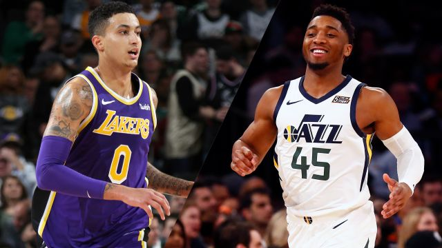 Los Angeles Lakers vs. Utah Jazz