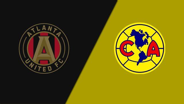 Wed, 8/14 - Atlanta United FC vs. Club America
