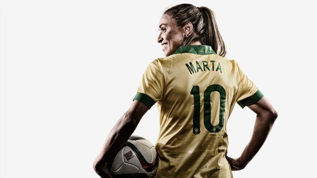 Marta: Ela é Gigante