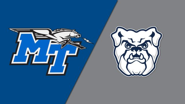 Middle Tennessee State vs. Butler (Consolation Round)