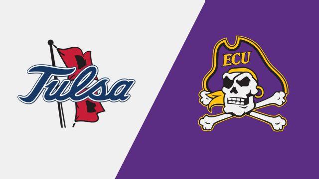 Tulsa vs. East Carolina (M Basketball)