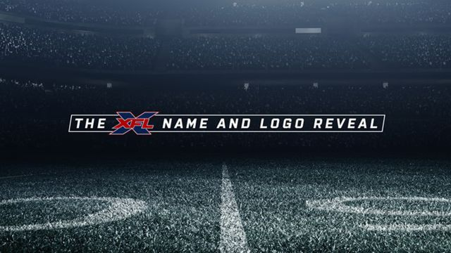 XFL Name & Logo Reveal