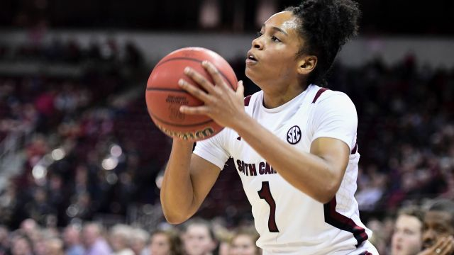 #1 South Carolina vs. Florida (W Basketball)