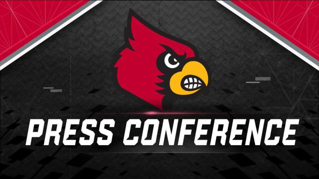 Louisville Weekly Football Press Conference