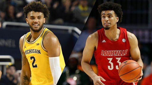 #4 Michigan vs. #1 Louisville (M Basketball)