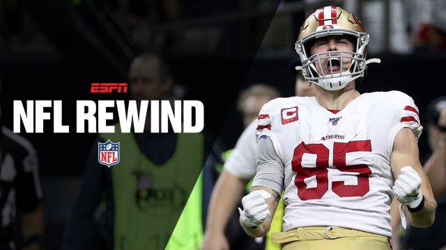NFL Rewind Presented by Microsoft Surface