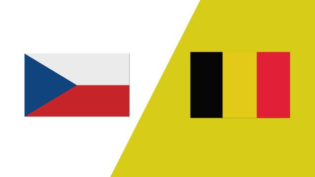 Czech Republic vs. Belgium