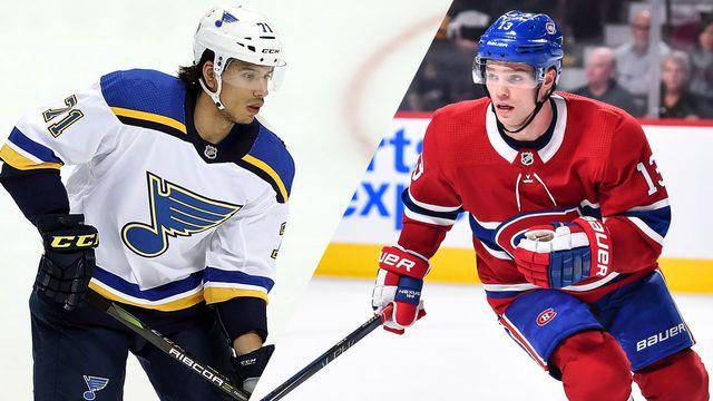 St. Louis Blues vs. Montreal Canadiens