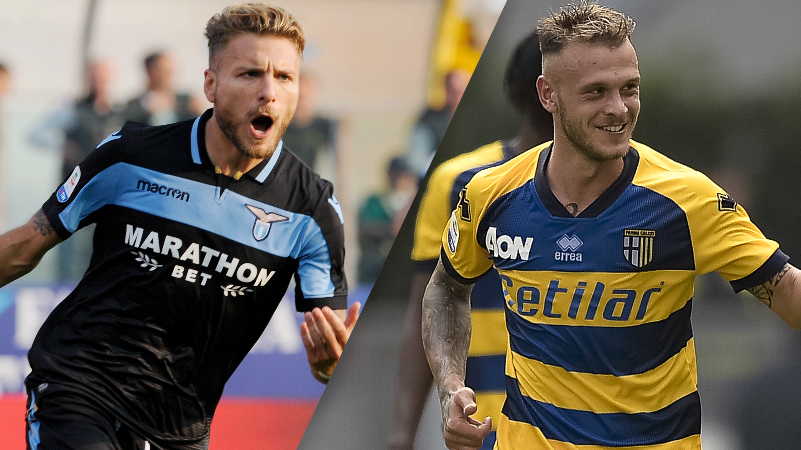 Lazio vs. Parma (re-air)