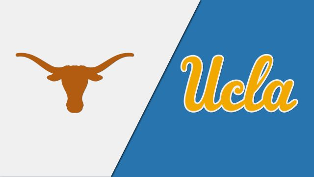 #23 Texas vs. UCLA (re-air)