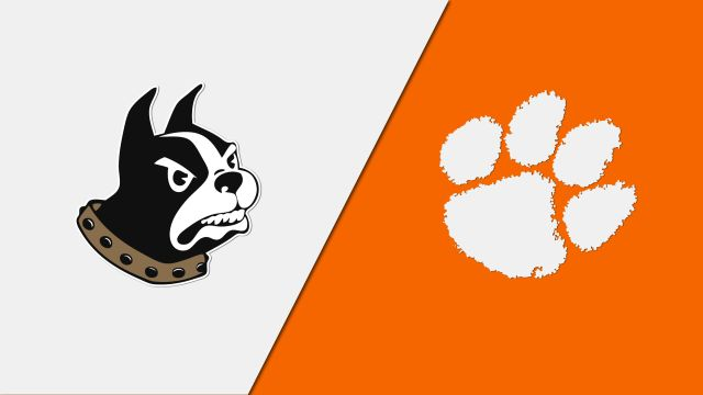 Wofford vs. Clemson (W Volleyball)