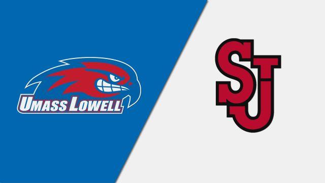 UMass Lowell vs. St. John's (M Lacrosse)