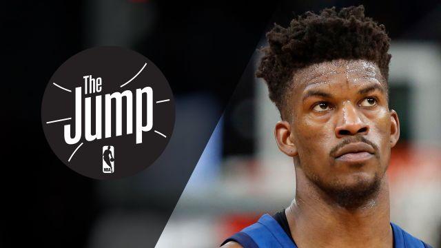 Thu, 9/20 - NBA: The Jump