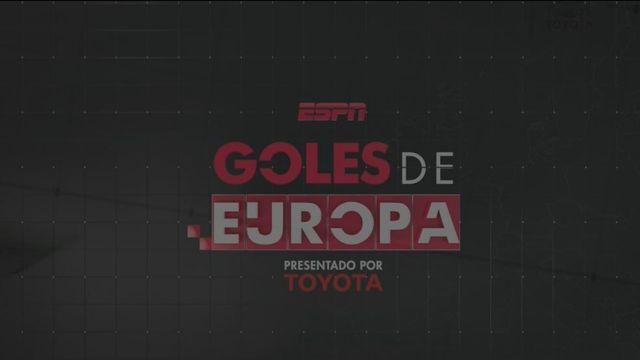 Goles de Europa