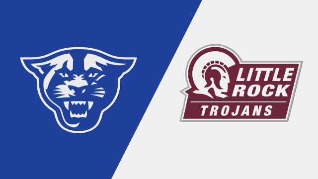 Georgia State vs. Little Rock (Game 1)