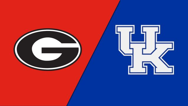 Georgia vs. Kentucky (Semifinal #2) (SEC Men's Basketball Tournament)