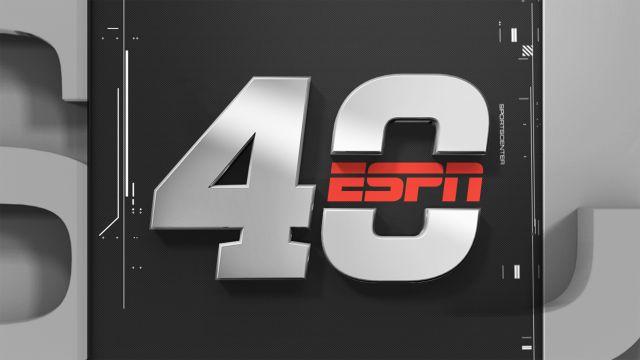 SportsCenter Special: ESPN's 40