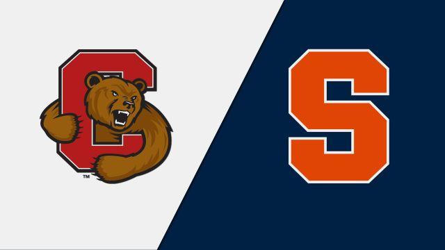 Cornell vs. Syracuse (M Soccer)