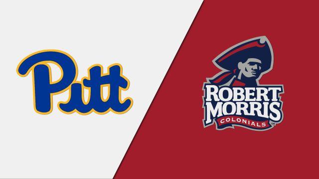 Tue, 11/12 - Pittsburgh vs. Robert Morris (M Basketball)