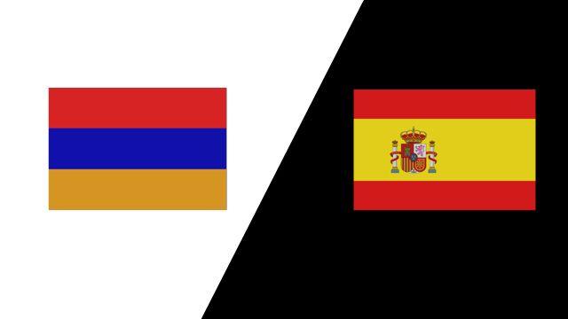 Armenia vs. Spain (UEFA Under-19 Championship 2019)