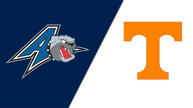 UNC Asheville vs. Tennessee (Baseball)