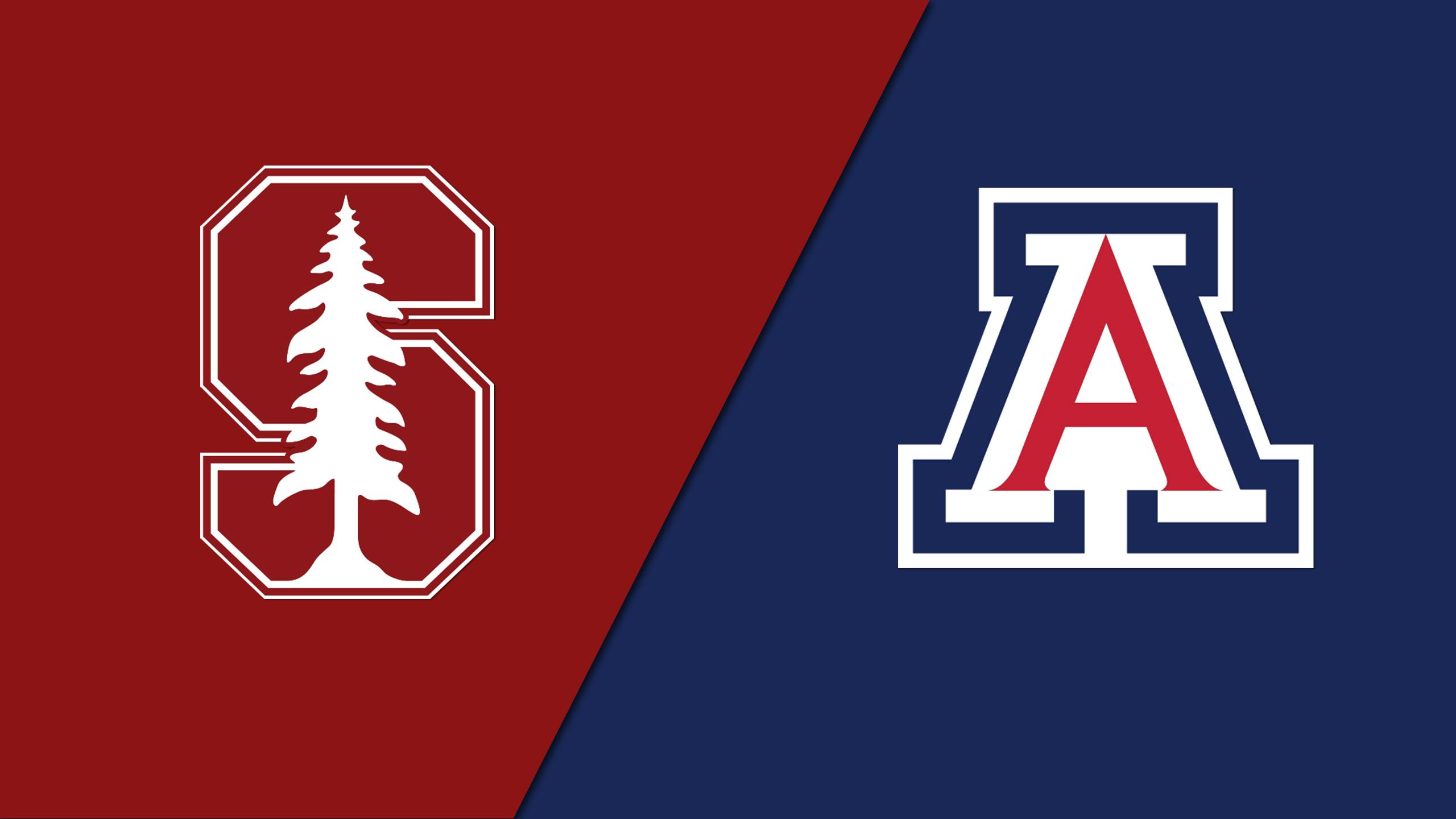 Stanford vs. Arizona (M Basketball) (re-air)