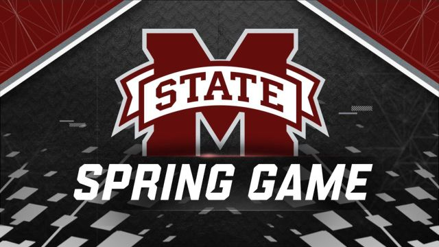 Mississippi State Spring Football Game