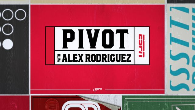 Pivot with Alex Rodriguez Presented by eBay