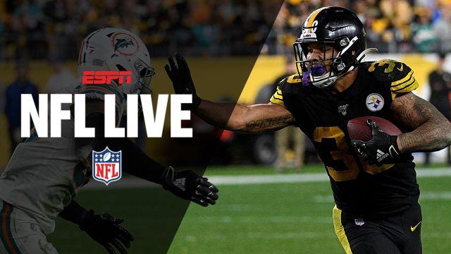 Thu, 11/14 - NFL Live
