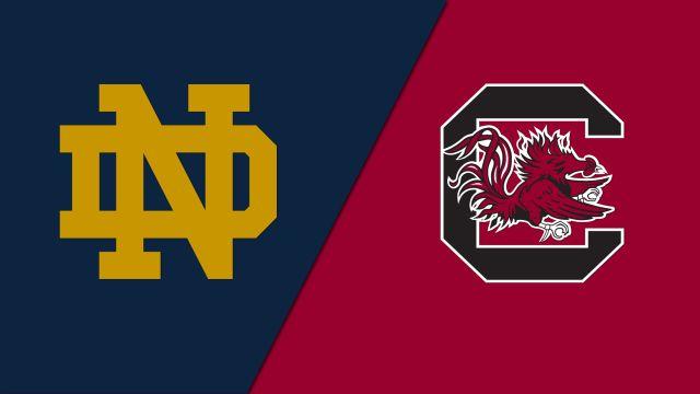 Notre Dame vs. South Carolina (W Soccer)
