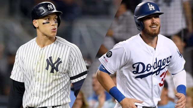 New York Yankees vs. Los Angeles Dodgers (re-air)