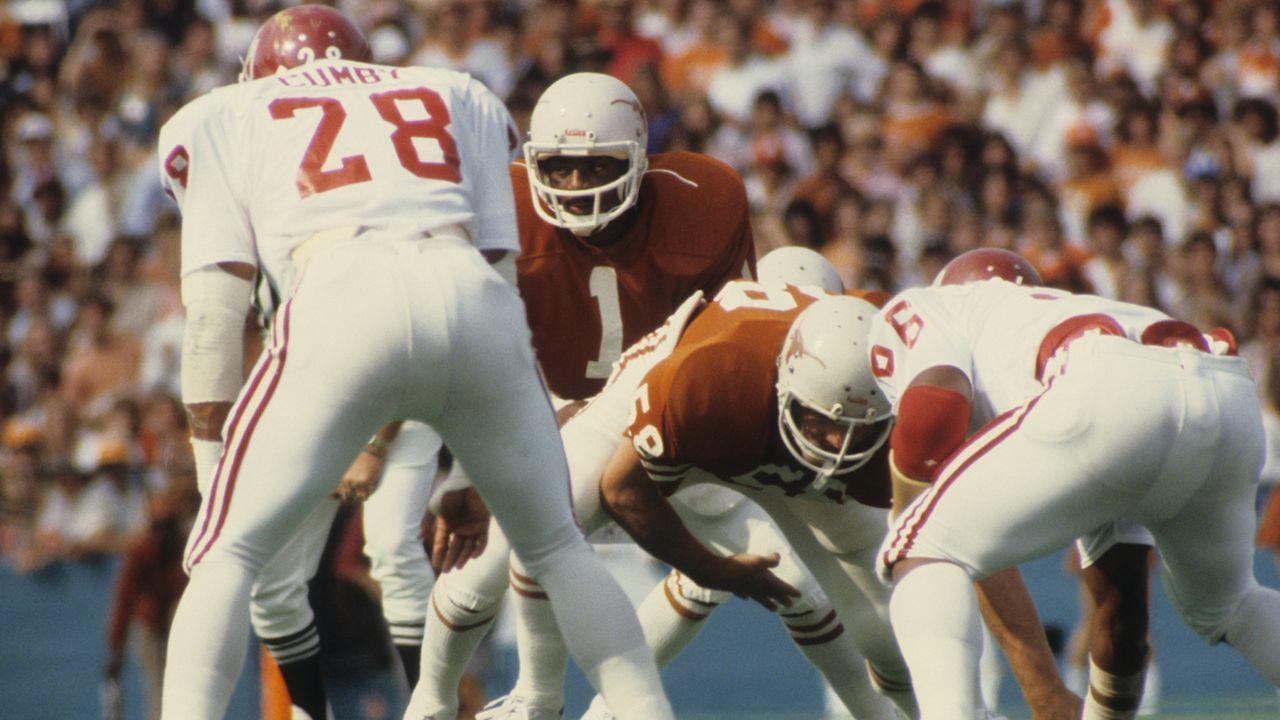 Oklahoma Sooners vs. Texas Longhorns (ESPN Classic ...