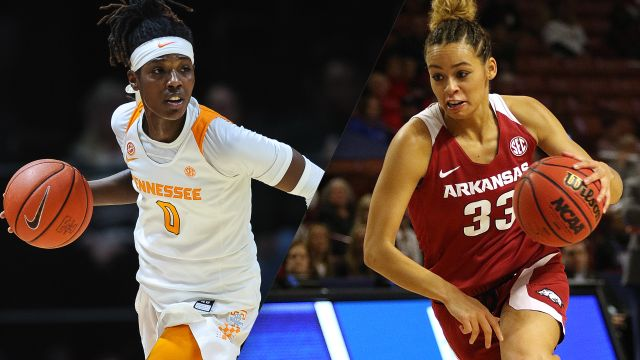 Tennessee vs. #22 Arkansas (W Basketball)