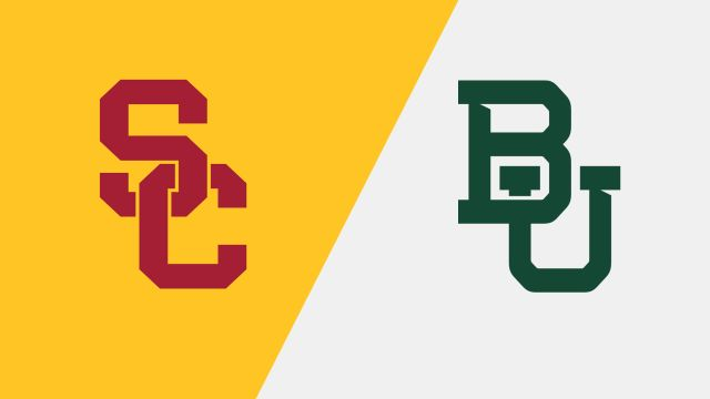 Fri, 9/20 - #2 USC vs. Baylor (W Soccer)