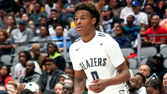 Sierra Canyon (CA) vs. St. Vincent's-St. Mary's (OH)