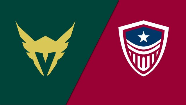 Los Angeles Valiant vs. Washington Justice
