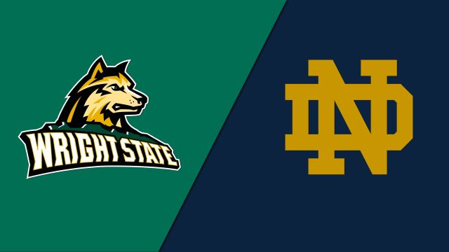 Wright State vs. Notre Dame (First Round) (NCAA Men's Soccer Championship)