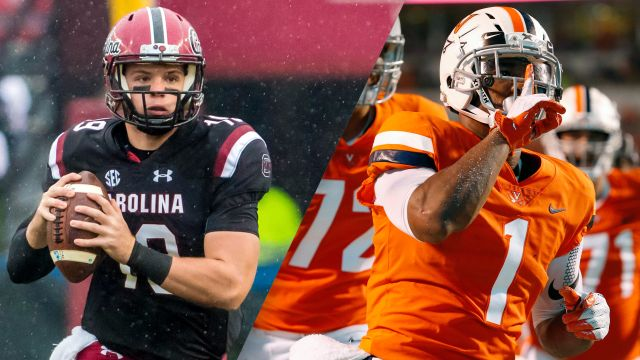 South Carolina vs. Virginia (Football)