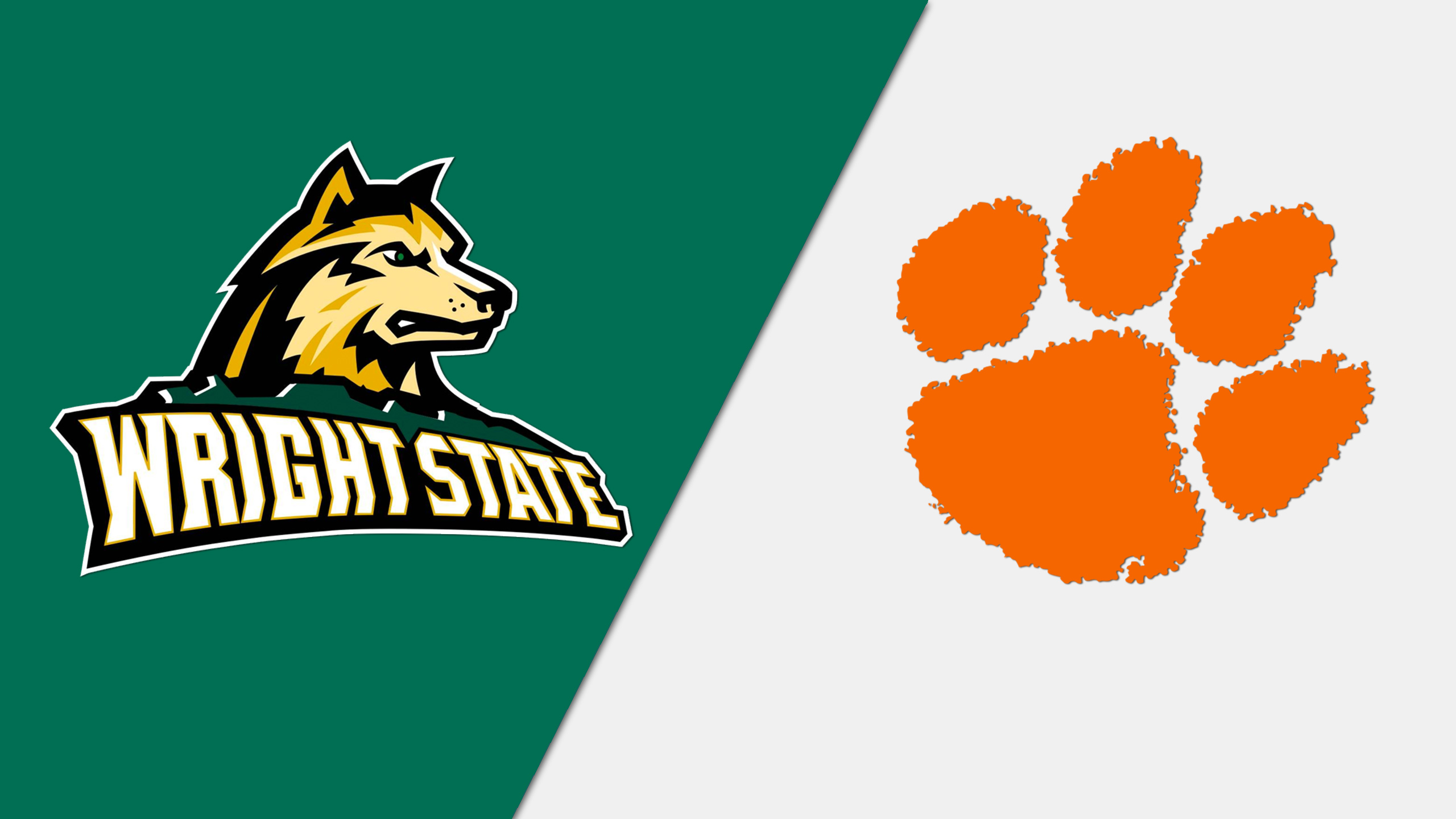 #7 Wright State vs. #2 Clemson (First Round) (NIT) (re-air)
