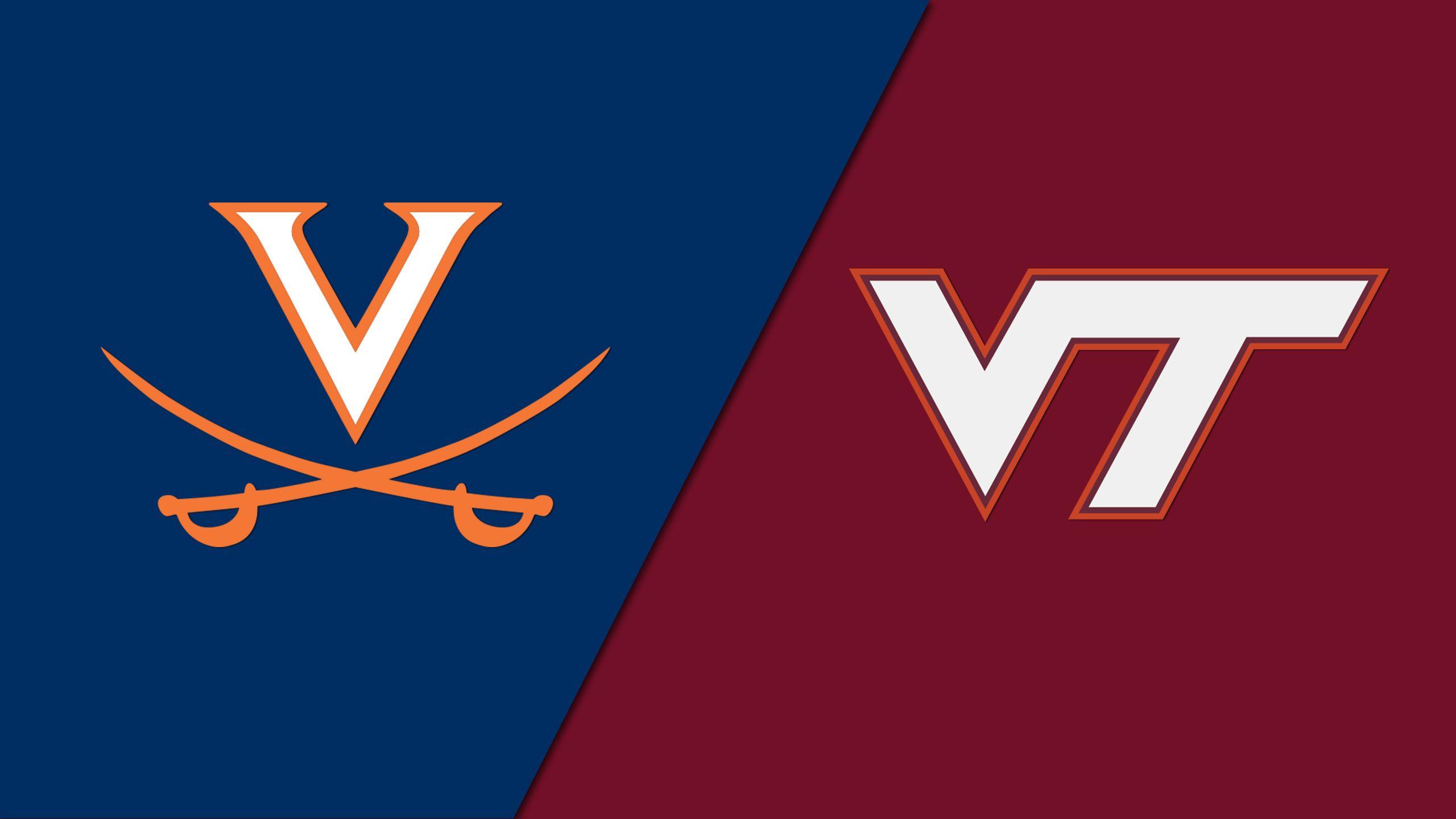 In Spanish - #3 Virginia vs. #20 Virginia Tech (M Basketball)