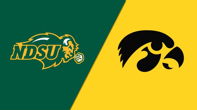 North Dakota State vs. Iowa (Football)