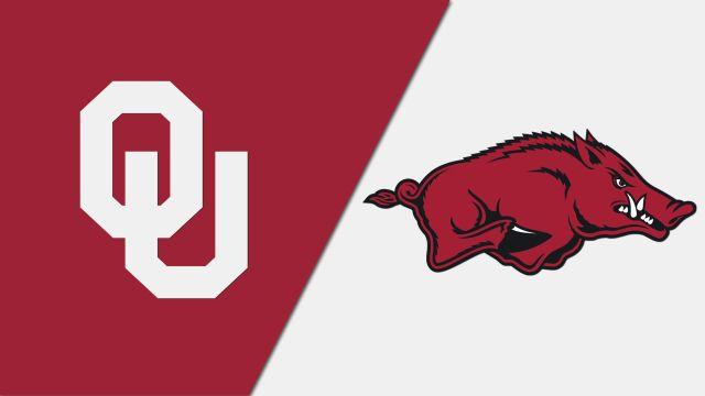 Oklahoma vs. Arkansas (W Gmynastics)