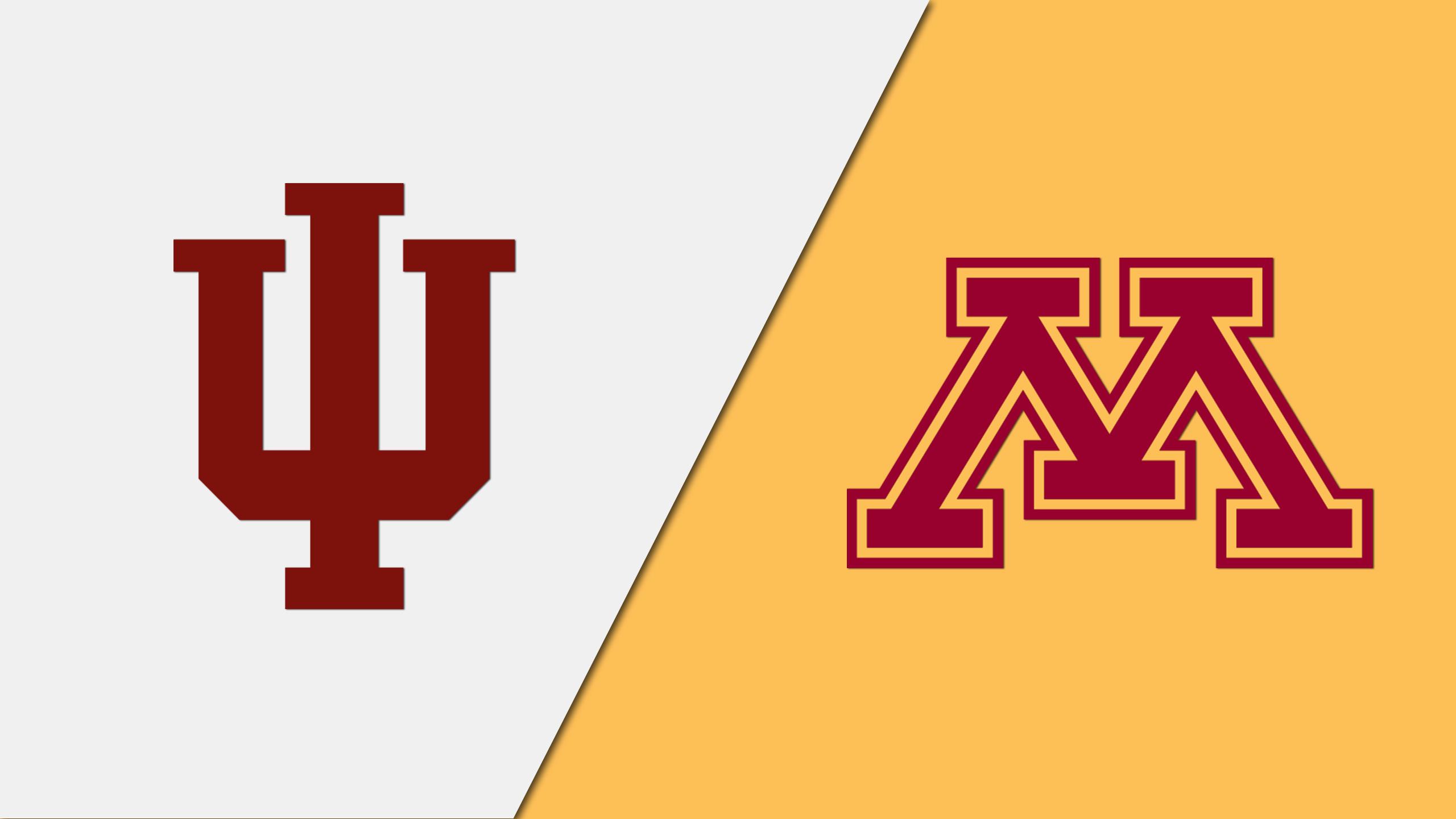 Indiana vs. Minnesota (M Basketball)