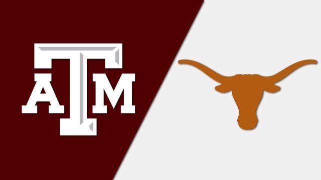 Texas A&M Aggies vs. Texas Longhorns (Football)