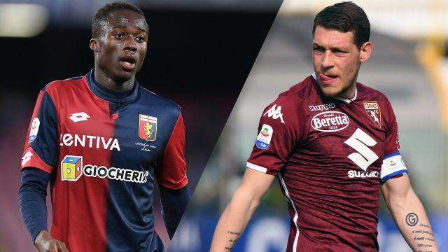 Genoa vs. Torino