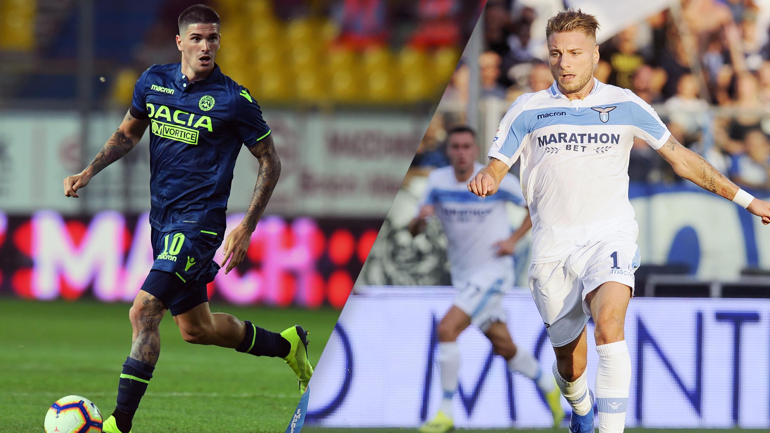 Udinese vs. Lazio (Serie A)