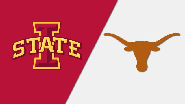Iowa State vs. Texas (W Volleyball)