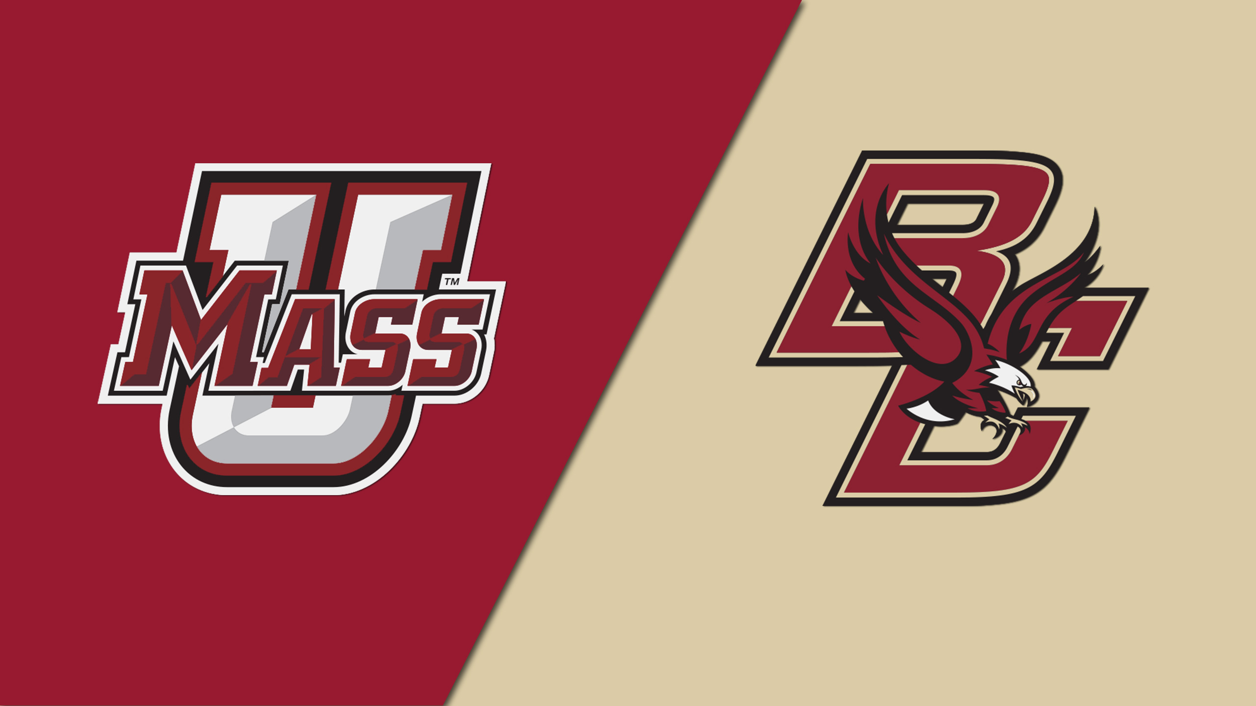 #2 UMass vs. Boston College (M Hockey)