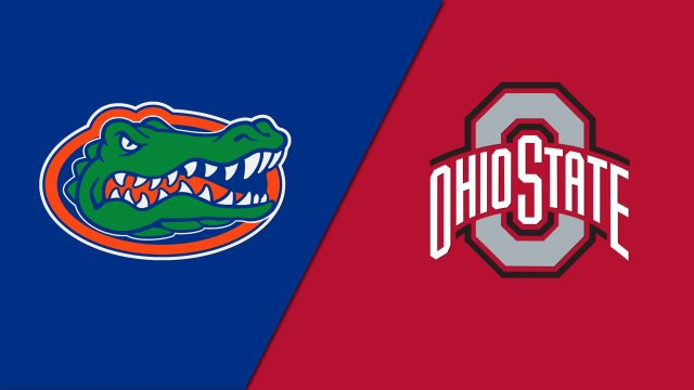 Florida Gators vs. Ohio State Buckeyes (re-air)